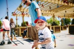 Blue Cross RiverRink Summerfest, photo courtesy of Delaware River Waterfront