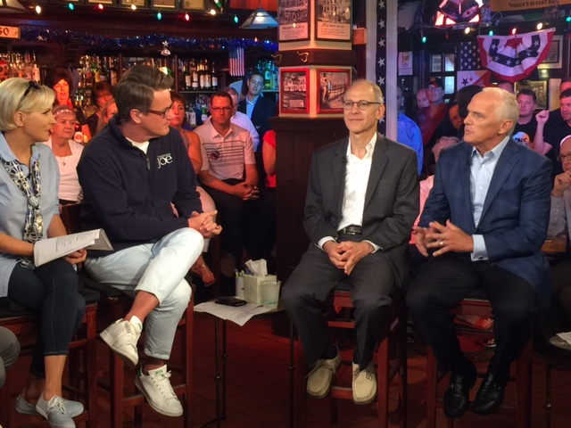Hilferty - Independence CEO Dan Hilferty speaks on Morning Joe