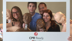 IBX Interns CPR
