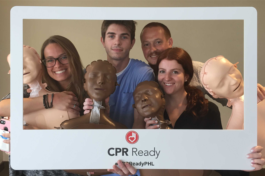 IBX Interns CPR