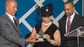 Lorina CCP Award