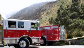 California Fire Trucks