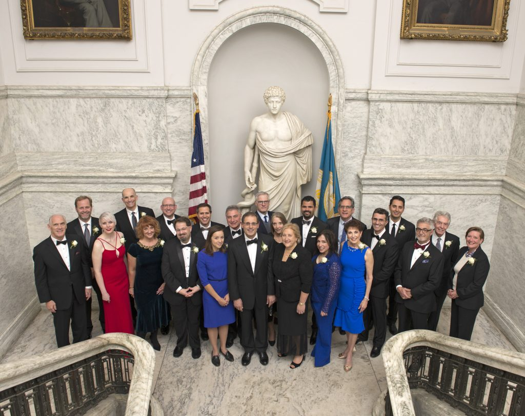 New group of fellows of the College of Physicians of Philadelphia