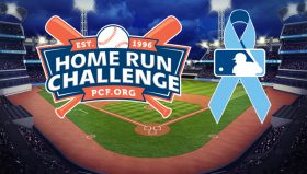 2019 Prostate Cancer Foundation Home Run Challenge Graphic