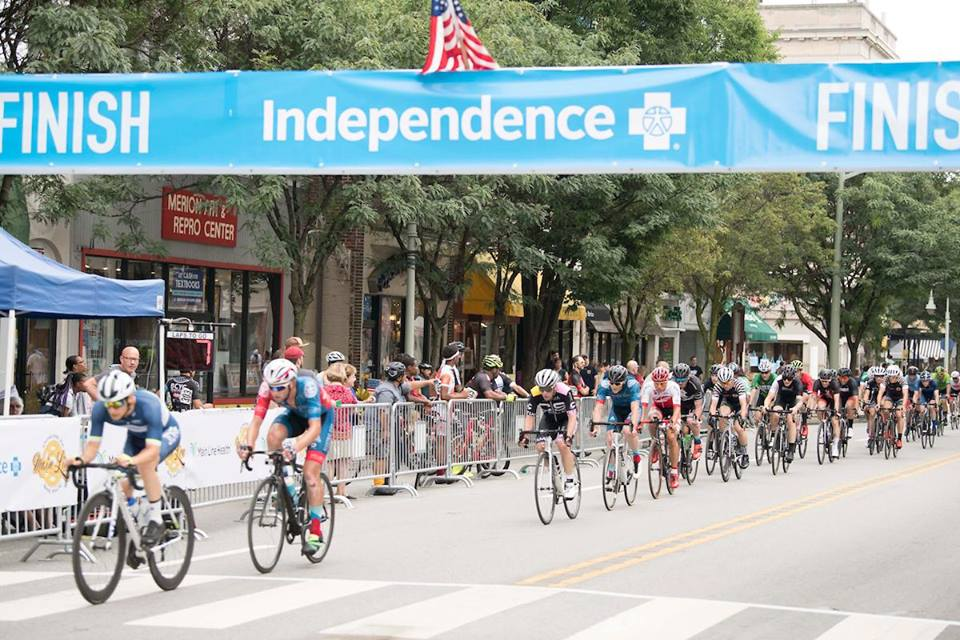 2018 Main Line Bike Race