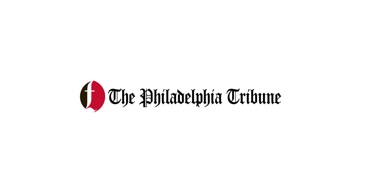 The Philadelphia Tribune logo on white background