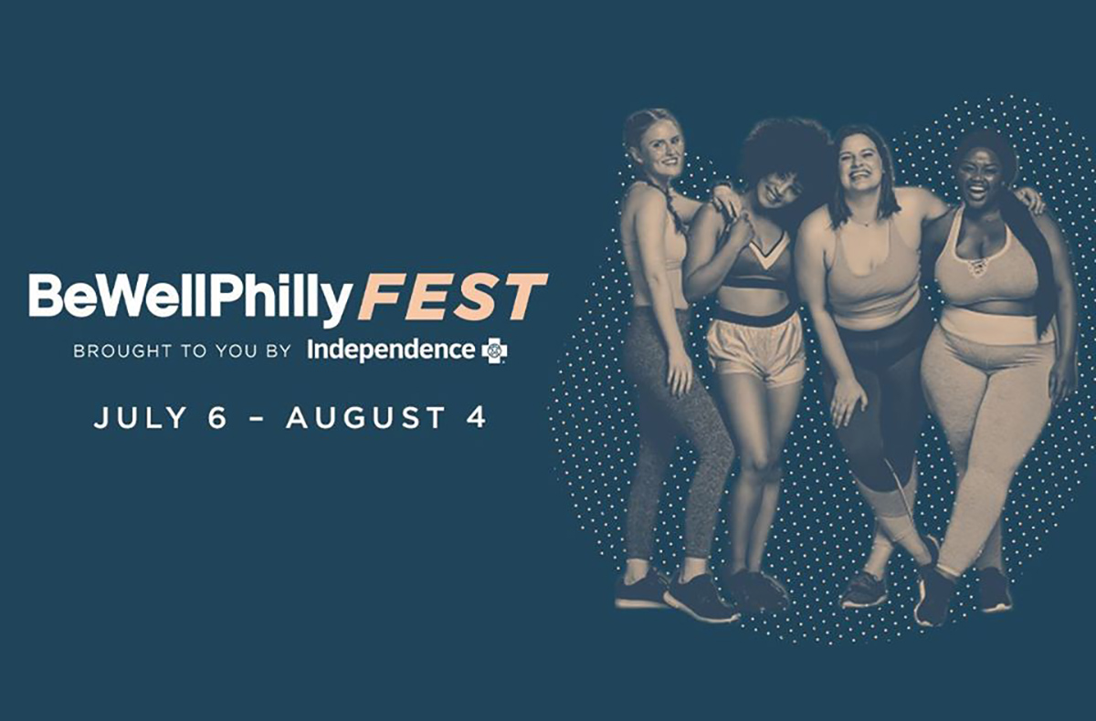 Be Well Philly Fest promotional image
