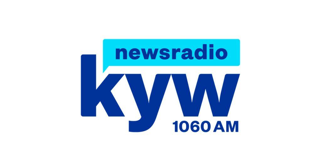 KYW Newsradio 1060AM logo