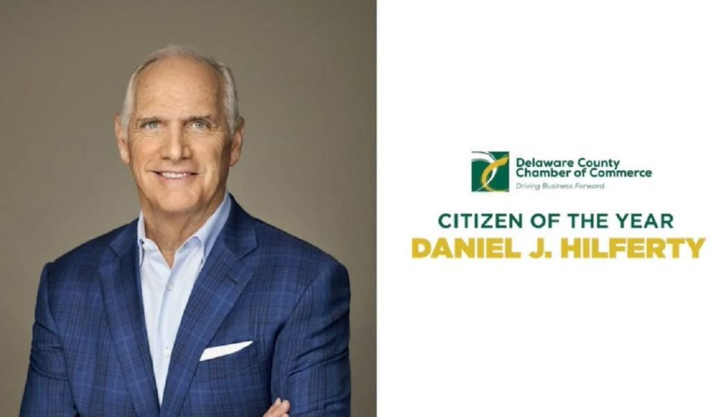 Dan Hilferty citizen of the year