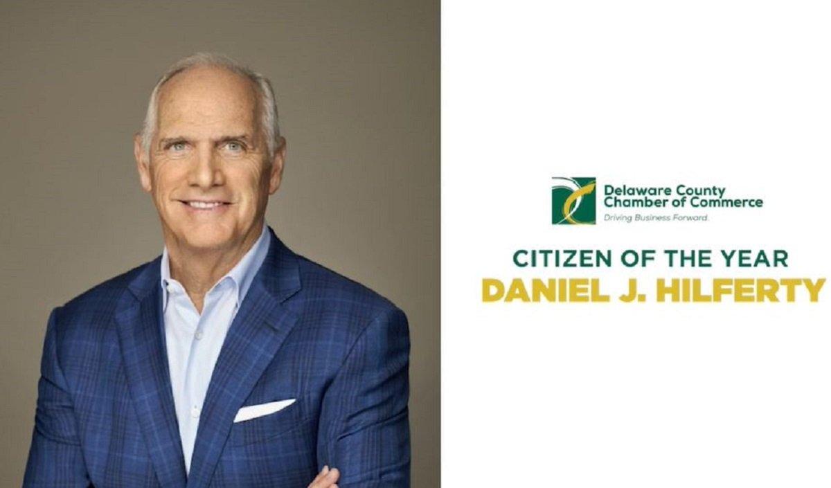 Dan Hilferty citizen of the year