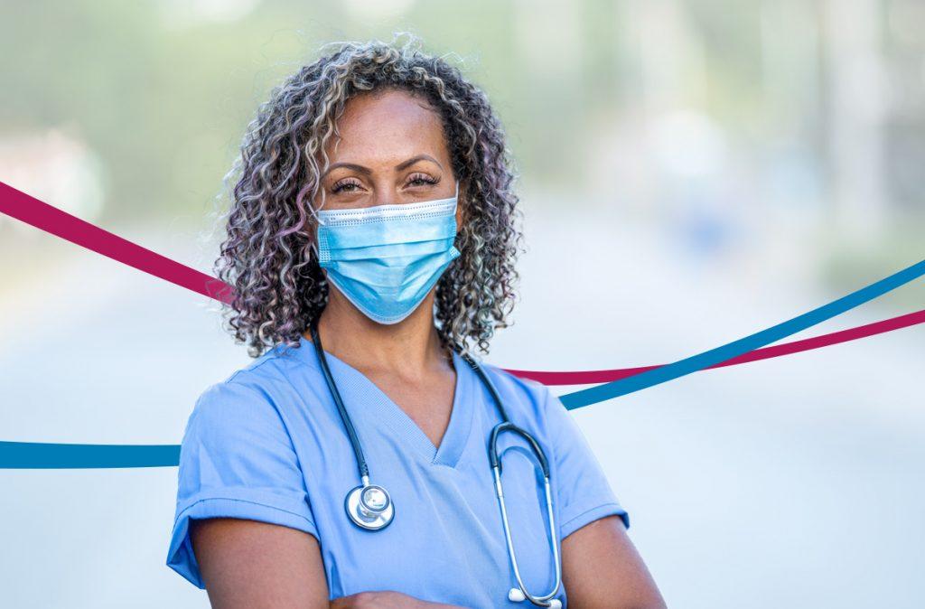 Celebrate Caring nurse